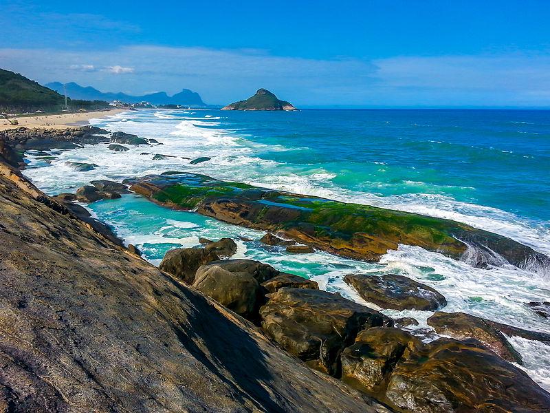 Praia do Secreto Rio de Janeiro