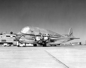 Aero Spacelines Pregnant Guppy - Image: Pregnant Guppy NASA