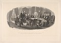 President Lincoln and His Cabinet, with Lt. General Scott, in the Council Chamber at the White House MET DP832645.jpg