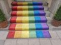Pride stairs in Stockholm.jpg