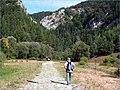 Prosiek - vstup do doliny - panoramio.jpg