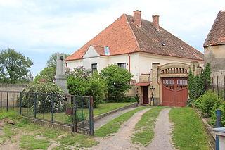 Prosiměřice Městys in South Moravian, Czech Republic