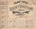 Prospectus of Huntington, Prince Georges (!) county, Md., on the lines of the Baltimore and Potomac railroad (1870) (14758520784).jpg