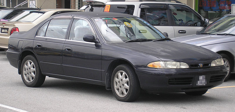 Proton Perdana (first generation) (front), Serdang.jpg