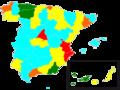 Provincias de España por altura máxima de rascacielos.png