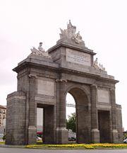 PROPUESTAS DE RULADA DE LA COMUNIDAD DE MADRID - DOMINGO 8 DE MARZO 180px-Puerta_de_Toledo