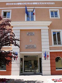 Puget-Théniers Commune in Provence-Alpes-Côte dAzur, France