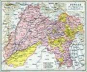 Punjab 1909