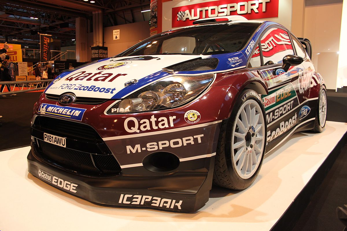 M Sport World Rally Team Wikipedia La Enciclopedia Libre
