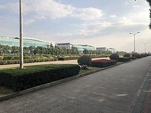 Quanta Computer - Quanta Shanghai Manufacturing City (QSMC)