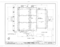 Queen Emma's Summer Palace, 2913 Pali Highway, Honolulu, Honolulu County, HI HABS HI,2-HONLU,24- (sheet 2 of 6).png