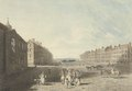 Queen Square, London 1786 by Edward Dayes.tif