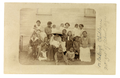 Queensland State Archives 3529 Children at Joskeleigh Provisional School not yet of school age c 1915.png