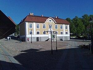 Ulricehamn - The town hall of Ulricehamn