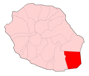 Saint-Philippe - Image: Réunion Saint Philippe
