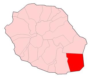 Saint-Philippe Commune in Réunion, France