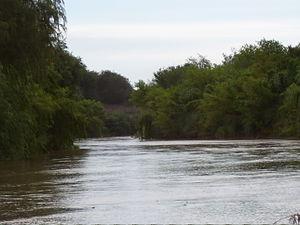 Cuarto River - The Cuarto River