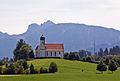 Rückholz - Kirche v N, Aggenstein, Breitenberg.JPG