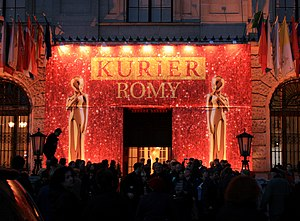 Romy (TV award) - Entrance to the 2008 Romy Awards