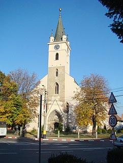 Reghin Lutheran Church