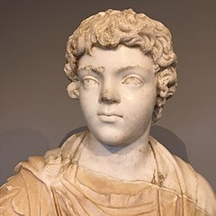 Bust of Caracalla as a child Ra 119 Ra 58 c