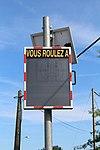 Radar pédagogique route Mâcon St Cyr Menthon 12.jpg
