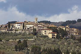 how to get to radda in chianti