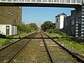 Railway from the level crossing - geograph.org.uk - 750306.jpg