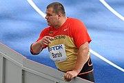 2009年世界陸上競技選手権にて