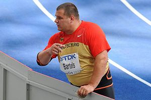 Ralf Bartels - Bartels at the 2009 World Championships in Berlin