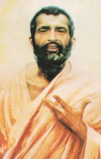 Relationship between Ramakrishna and Swami Vivekananda - Image: Ramakrishna Franz Dvorak