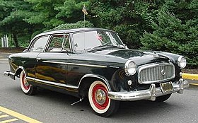 Rambler American 1st-generation black sedan.jpg