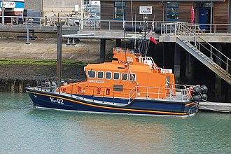 Ramsgate Lifeboat Station - Image: Ramsgate Lifeboat geograph.org.uk 1555690