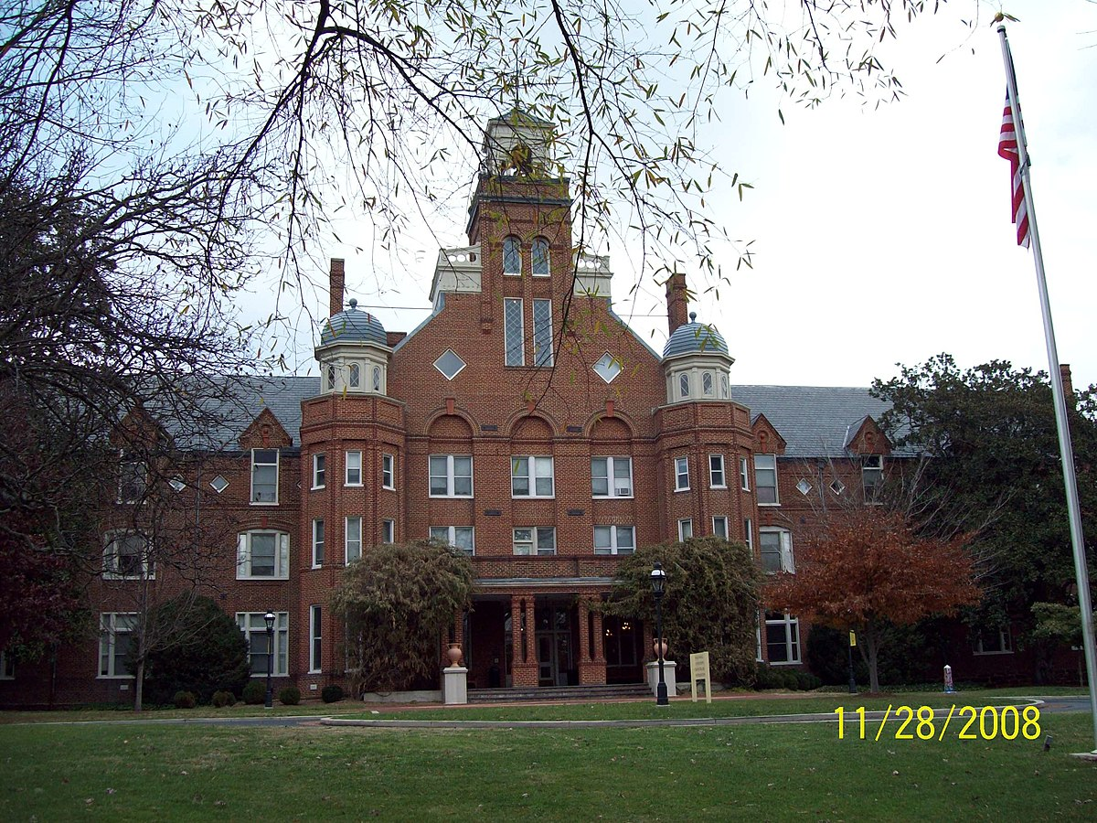 Main Hall Randolph Macon Women S College Wikipedia