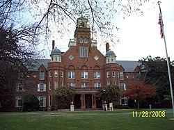 Main Hall, Randolph-Macon Women's College httpsuploadwikimediaorgwikipediacommonsthu