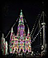 Ransom Church decorated with light during its annual feast.jpg