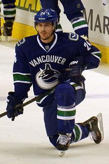 Raphael Diaz Swiss ice hockey player