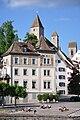 Rapperswil - Altstadt - Unteres Curti-Haus IMG 3169.jpg