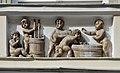 Rauchfangkehrergasse 4, Vienna - relief 02.jpg