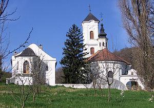 Vrdnik - Ravanica monastery