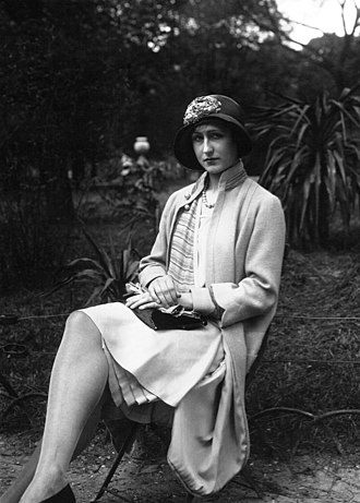 Raymonde Allain - Allain in 1928