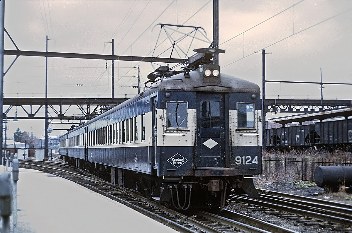 Reading electric multiple units wikipedia for Kb motors reading pa