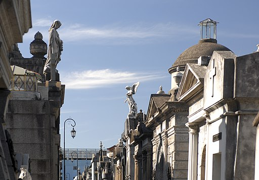 Recoleta Cemetery - Mausoleum 92