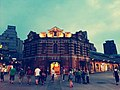 Red House Theater sunset 20160519a.jpg