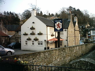 Bramham, West Yorkshire - The Red Lion