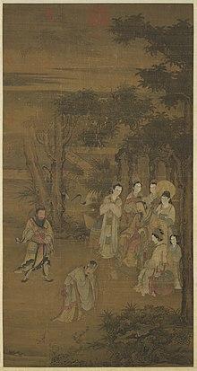 Emperor Wen Of Han Wikipedia