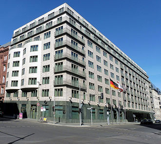 Regent Hotels & Resorts - Regent Berlin