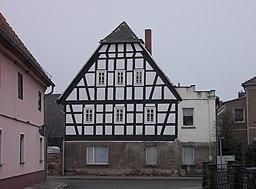 Rathausstraße in Leipzig