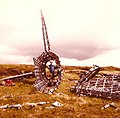 Remains of a Wellington Bomber which crashed during WWII - geograph.org.uk - 882886.jpg