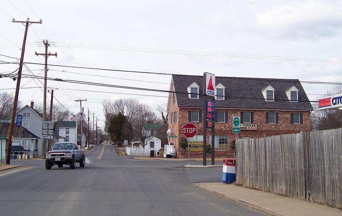 Remington, Virginia - Wikipedia